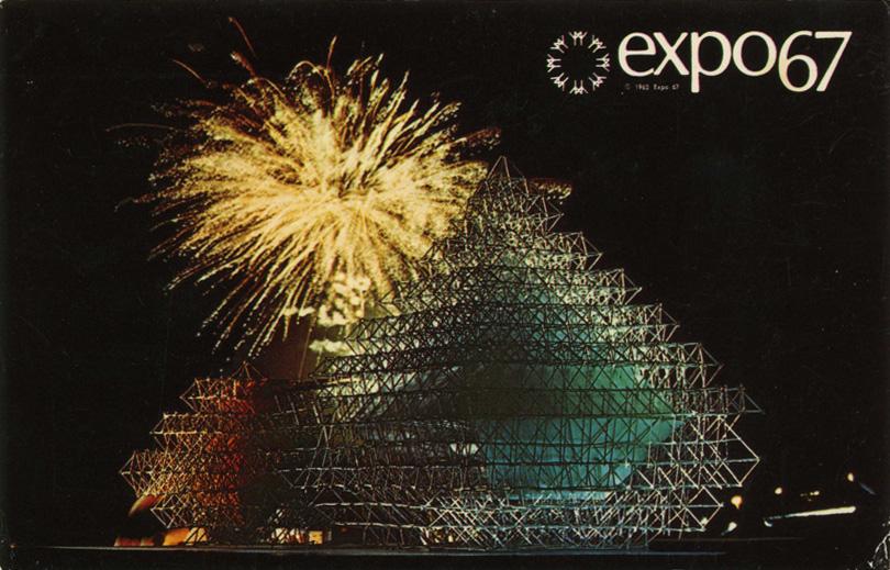 Expo 67 Gyrotron