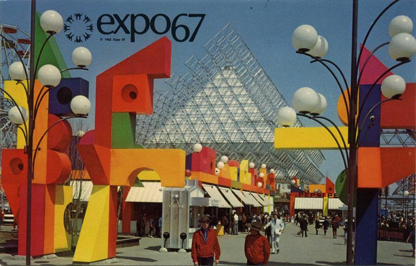 Expo 67 La Ronde