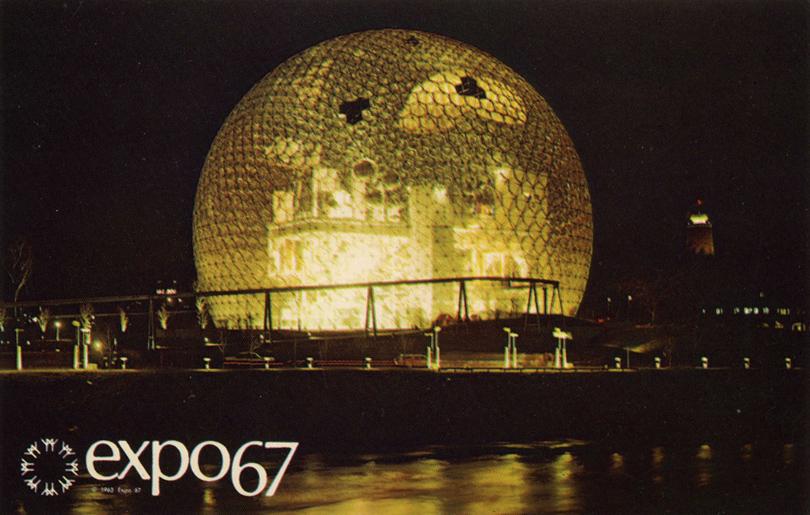 Expo 67 United States Pavilion