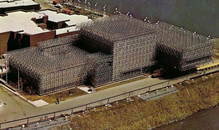 Expo 67 Netherlands Pavilion