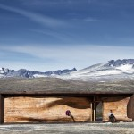 Norwegian Wild Reindeer Centre Pavilion