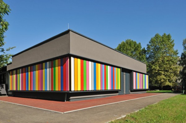 Kindergarten Kekec Playful Architecture