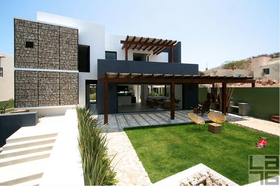 Casa Gavion, San Jose del Cabo, sustainable architecture 01