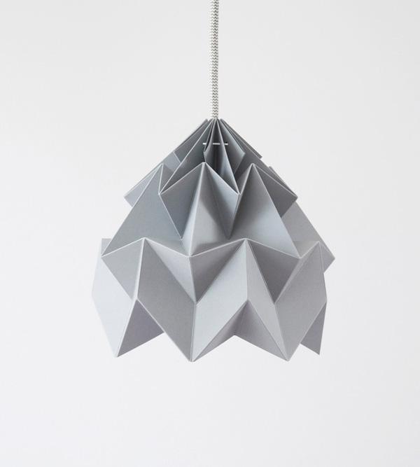 Paper Origami Lamps La76 Design Travel Blog