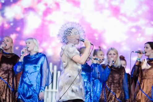Björk Big Time Sensuality