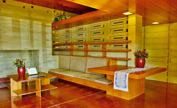 Frank Lloyd Wright House Built 74 Years After It Was Designed