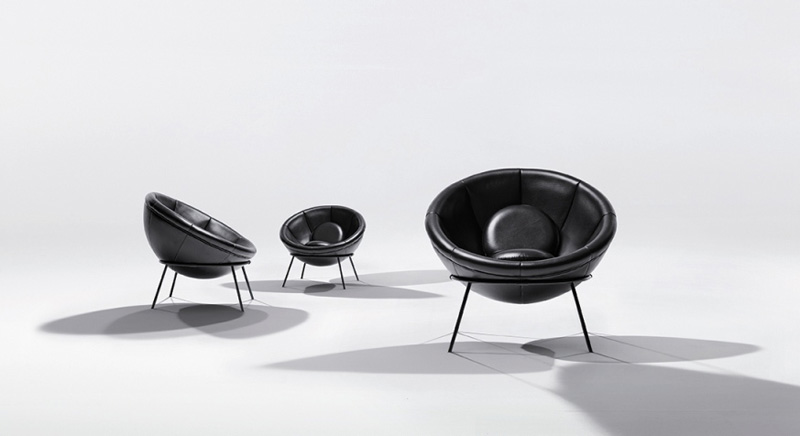 Work Life Balance By Design Lina Bo Bardi Bowl Chair Arper 0