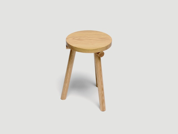 Short stool.