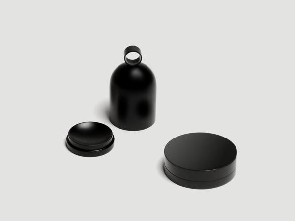 Urushi lacquerware.