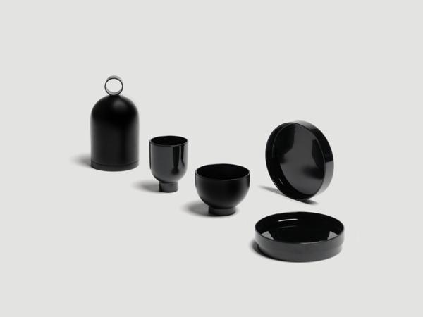 Urushi lacquerware