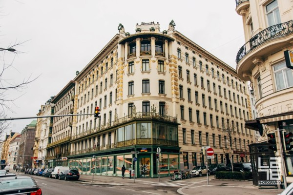 + Vienna streets.