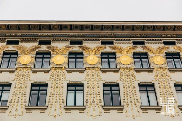 + Vienna ornaments & buildings.