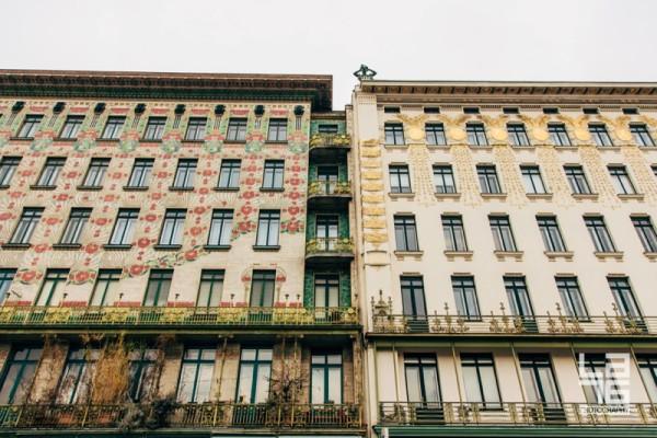+ Baroque buildings in Vienna.