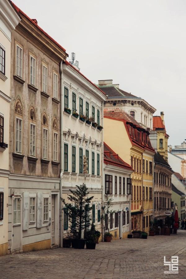 + Vienna Old Town.
