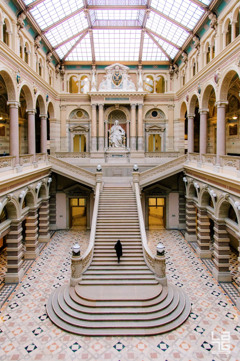 The Justice Palace, Vienna