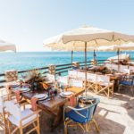 Swoon-Worthy Cabo Brunch with Dried Flowers in Rusty-Hues and Burnt-Oranges